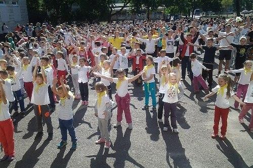 День інтеграції - школа №9