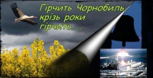 До 29-річниці аварії на Чорнобильській АЕС - школа №9