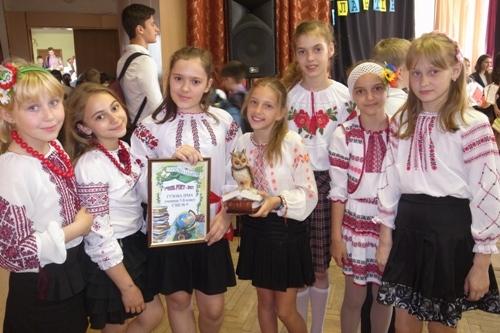 Галактика талантів 5-11 класів - школа №9