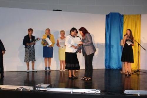 Конференція освітян Оболонського району - школа №9