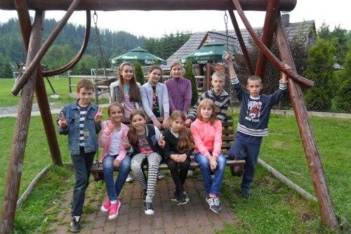 Літні канікули в Польщі - школа №9