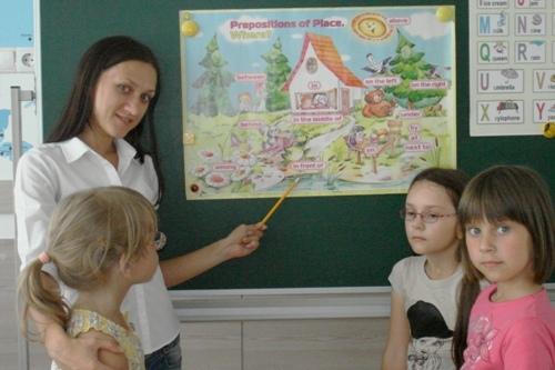 Мовний табір «Friendship» - школа №9