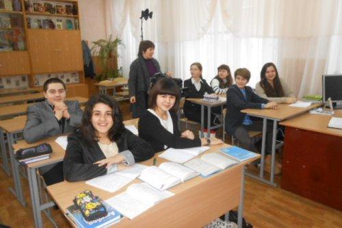 Наш час - школа №9 (фото)