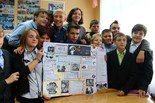 Тиждень безпечного інтернету в школі - школа №9