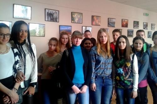 Участь у соціальному проекті - школа №9