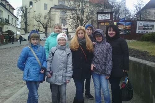 Весняні канікули в Польщі - школа №9