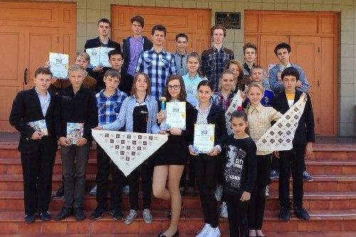 Вітаємо команду нашої школи з перемогою - школа №9