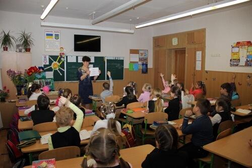 Декада педагогічної майстерності - школа №9