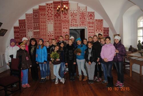 Екскурсія до міста-музея Переяслава-Хмельницького - школа №9
