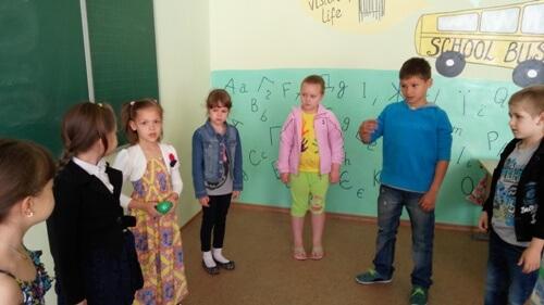 Літній мовний табір «Friendship» - школа №9