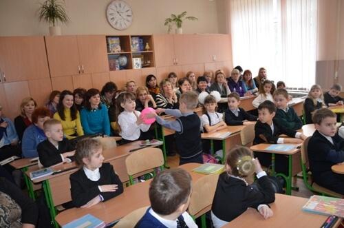 Міський семінар для вчителів початкових класів - школа №9