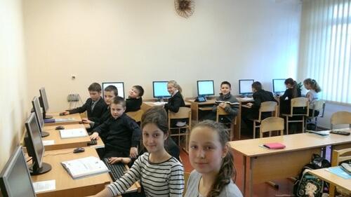 Оновлення комп'ютерного класу - школа №9