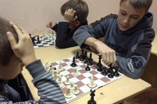 Шаховий турнір «Кришталева тура» - школа №9