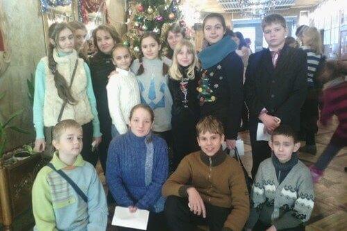Театральні канікули - школа №9