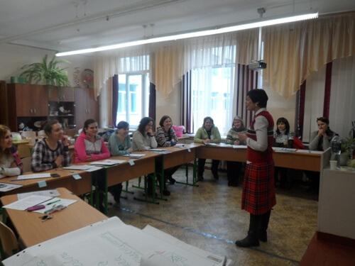 Ключові аспекти допомоги дітям-сиротам - школа №9