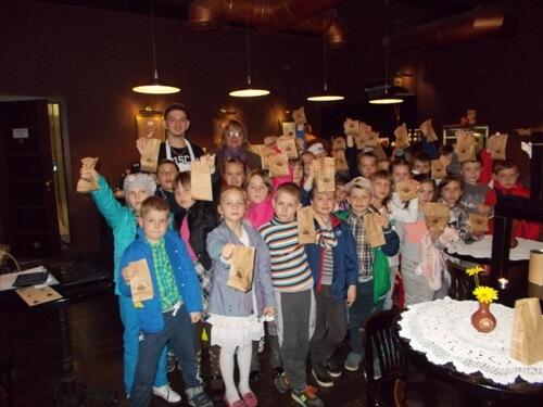 Учні 2-В відвідали Львівську майстерню шоколаду - школа №9
