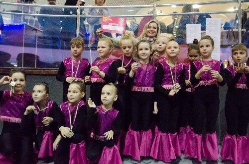 виступи вихованців танцювальної студії - школа №9