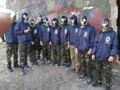 Вітаємо команду нашої школи з перемогою у військово-спортивній патріотичній грі - школа №9